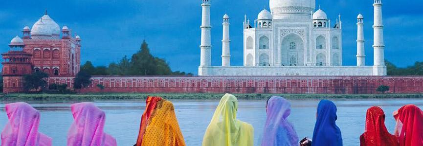 voyage vers l'Inde