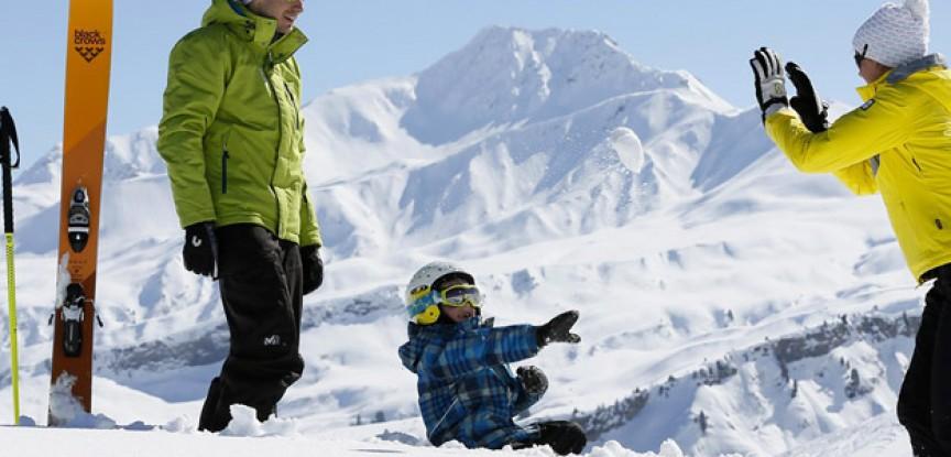 les endroits id als pour skier pas cher en famille. Black Bedroom Furniture Sets. Home Design Ideas