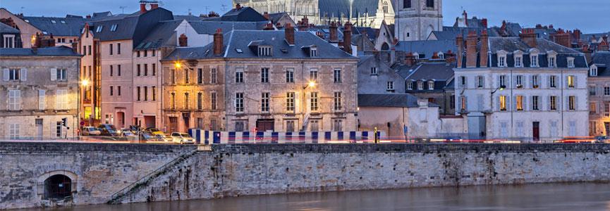 Passer des vacances de rêve dans la ville d'Orléans