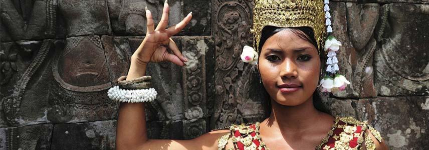 Le Cambodge, une destination adorable