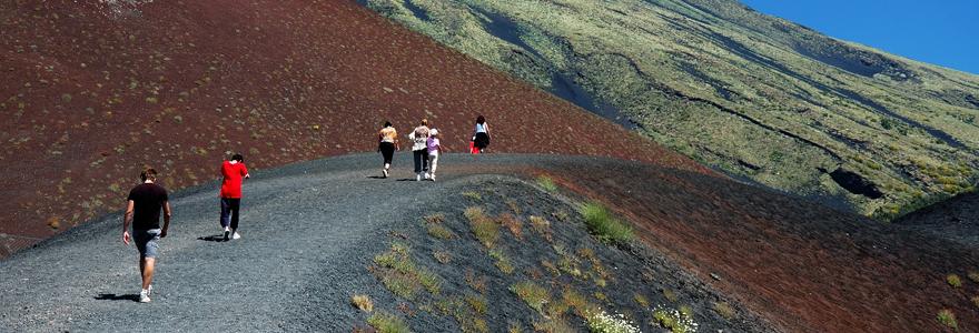 randonnées autour de l'Etna